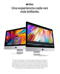 iMac - Una experiencia cada vez más brillante