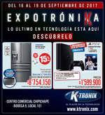Ofertas de KTronix, Expotrónika, lo último en tecnología está aquí - Cali