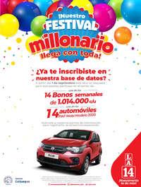 Festival Millonario