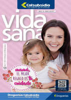 Ofertas de Supermercados Colsubsidio, Revista Vida Sana Ed.125 - Mamá, el mejor regalo es tu cuidado
