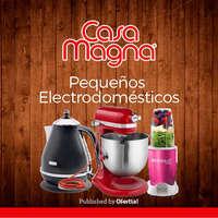 Casa Magna pequeños electrodomesticos