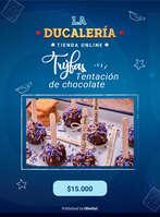 Ofertas de Ducales, Trufas Tentación de Chocolate