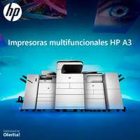 Impresoras multifuncionales HP A3