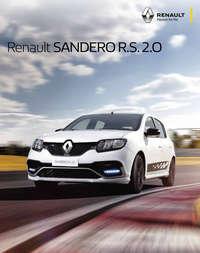 Renault Sandero R.S. 2.0