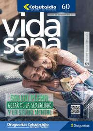 Revista Vida Sana Ed.128 - Salud plena, gozar de la sexualidad y la salud mental