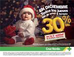 Ofertas de Cruz Verde, En diciembre todos los jueves son de amor y ternura!