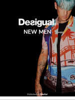 Ofertas de Desigual, Desigual new men