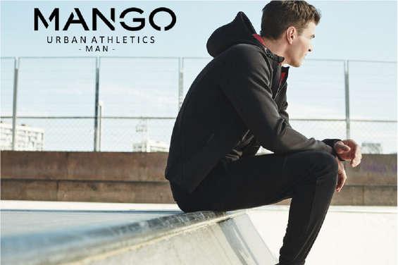 Ofertas de Mango, Urban Athletics - Hombre