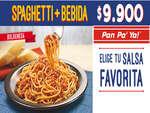 Ofertas de Pan Pa' Ya, Pasta