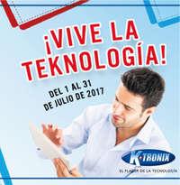 ¡Vive la teknología!