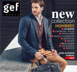 Ofertas de Gef, New collection - Hombres