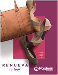 Catálogo Renueva tu look - Cartagena
