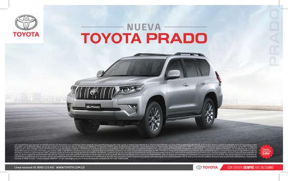 Ofertas de Autoamérica, Toyota Prado