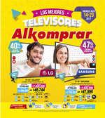 Ofertas de Alkomprar, Los mejores televisores Alkomprar