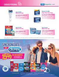 Revista Droguerías Cafam - Cuida de ti y de tu pareja. Septiembre 2017
