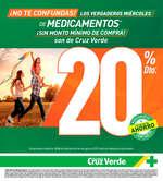 Ofertas de Cruz Verde, Cruz Verde