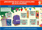 Ofertas de Tiendas D1, Útiles Escolares