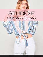 Ofertas de Studio F, Camisas Y Blusas