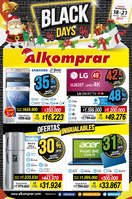 Ofertas de Alkomprar, Black Days