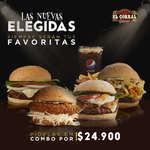 Ofertas de El Corral Gourmet, Las Nuevas Elegidas