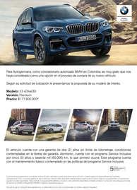 X3 xDrive30i Premium