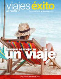 Viajes Exito - Revista