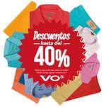 Ofertas de VO5, Descuentos hasta del 40%