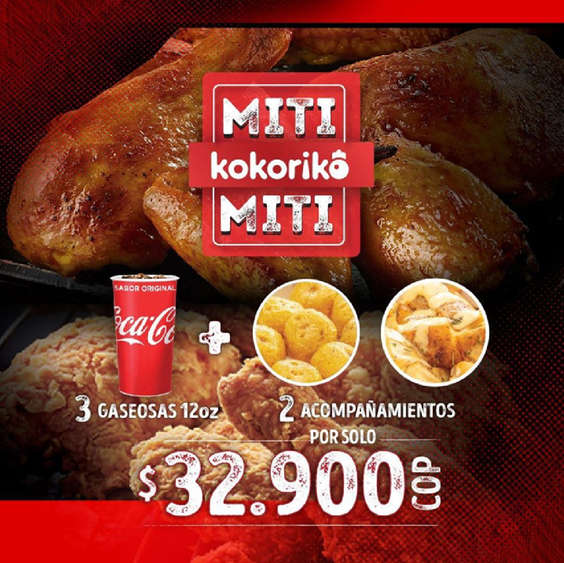 Ofertas de Kokoriko, Miti Miti
