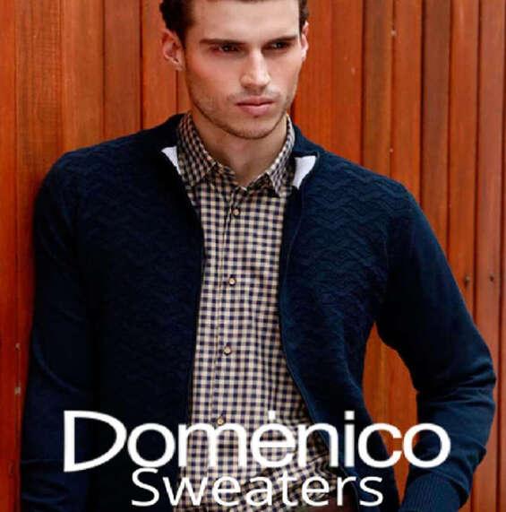 Ofertas de Doménico, Sweaters