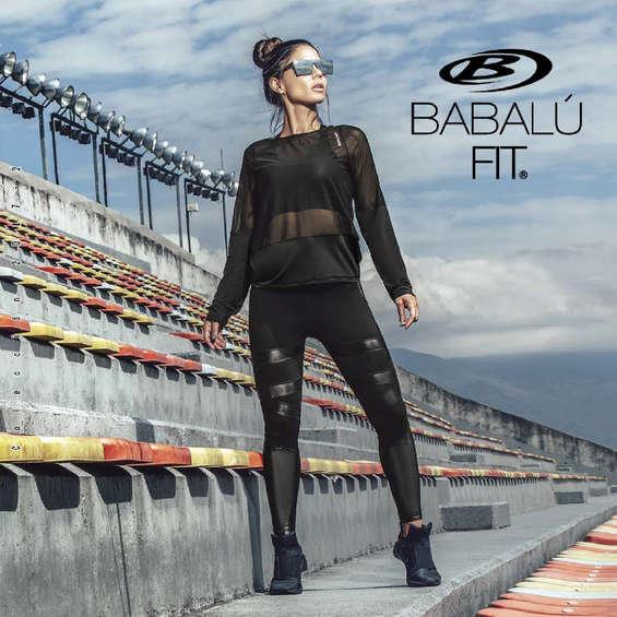 Ofertas de Babalú Fashion, Babalú Fit - Campaña 2 de 2017