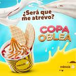 Ofertas de Helados Mimos, Nueva Copa Oblea