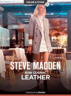 Ofertas de Steve Madden, Leather