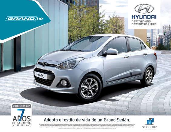 Ofertas de Hyundai, Grand i10