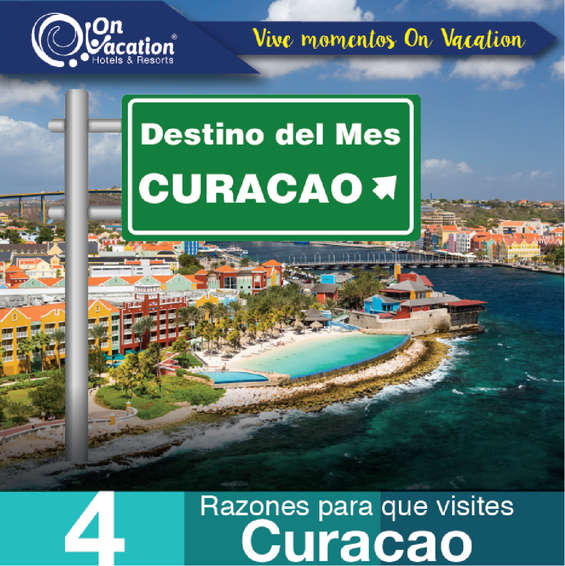 Ofertas de On Vacation, Destino del mes