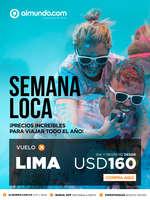 Ofertas de Almundo.com, Semana Loca ¡Precios increíbles para viajar todo el año!