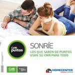Ofertas de HomeCenter, Catálogo Puntos Septiembre 2017