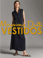 Ofertas de Massimo Dutti, Vestidos