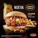 Ofertas de El Corral, Nueva Chopped Chorizo