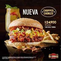 Nueva Chopped Chorizo