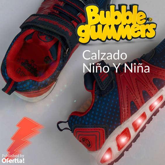 Ofertas de Bubble Gummers, Calzado Niño Y Niña