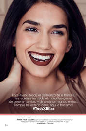 Maquillaje Avon