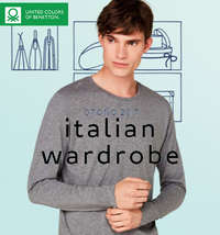 Colección Italian wardrobe - Otoño 2017