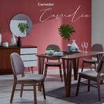 Ofertas de Muebles y Accesorios, Comedor Camelia