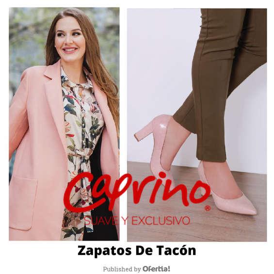 Ofertas de Calzado Caprino, Zapatos De Tacón