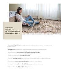 Nuevo Portafolio Revestimientos - Pisos y Paredes Corona