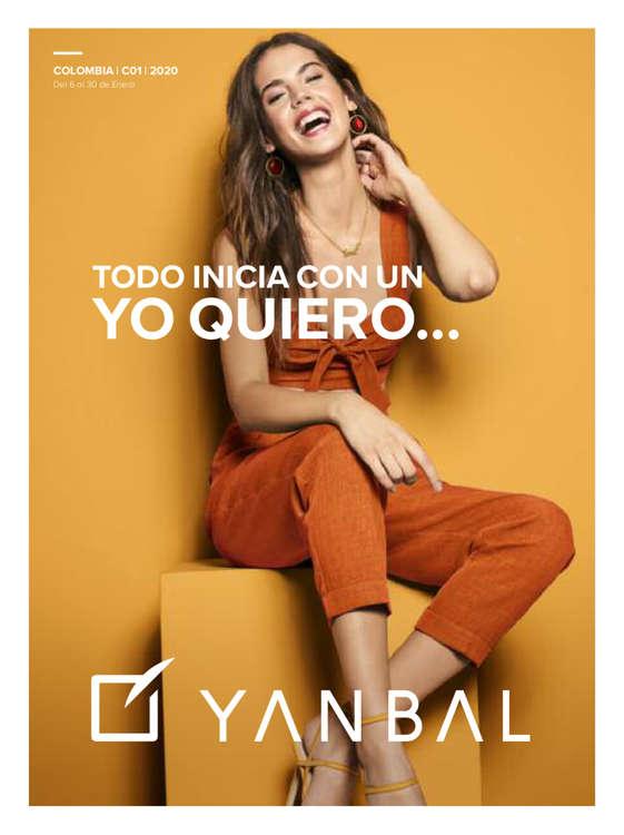 Ofertas de Yanbal, Todo Inicia Con Un Te Quiero
