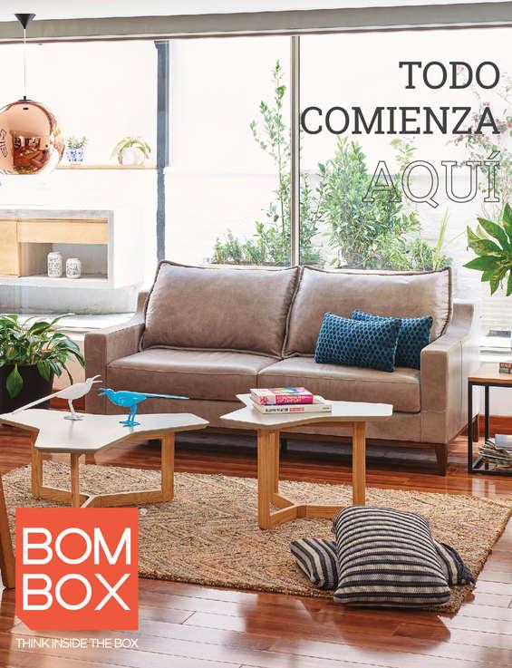 Ofertas de Bombox, Catálogo - Todo comienza aquí
