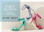 Ofertas de Nine West, Colección - Party Season