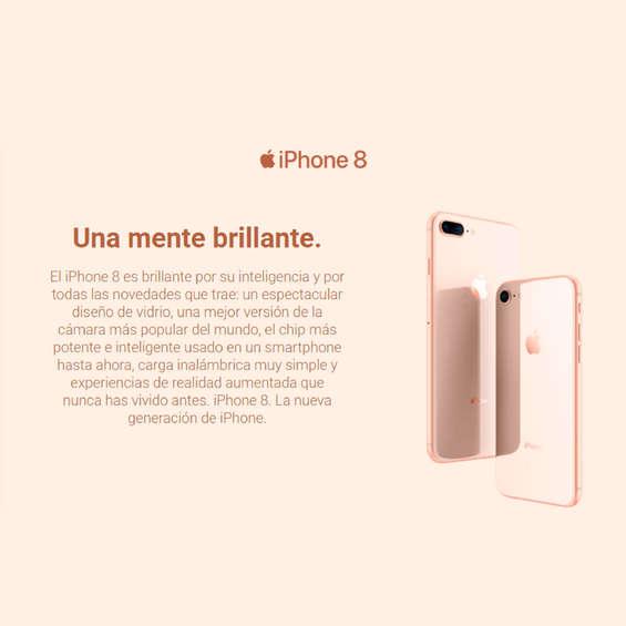 Ofertas de Claro, iPhone 8