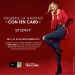 Ofertas de Studio F, Celebra la amistad con Ten Card